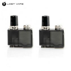 Cartouches Orion DNA 2ml Lost Vape (X2)