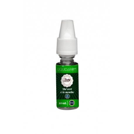 The vert à la menthe Liquidarome 10 ml