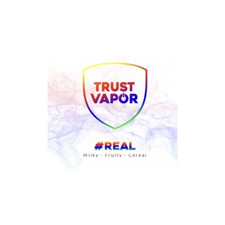 REAL BY TRUST VAPOR CO.