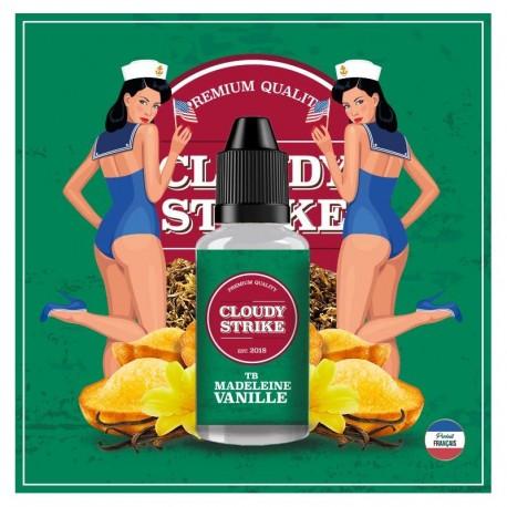 Cloudy Strike - TB Madeleine Vanille - 30 ML DIY