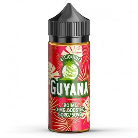 Guyana West Indies 20 ML