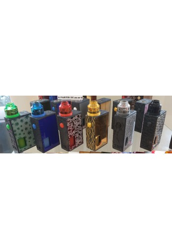 KIT MSK EDITION SPECIALE + WASP NANO GLOSS EDITION
