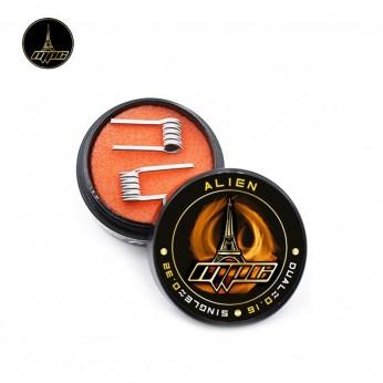 Pack 2 Alien Clapton MPC