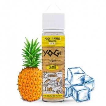 Pineapple Ice Yogi