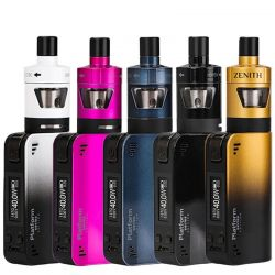 KIT COOL FIRE MINI ZENITH 22MM 2ML - INNOKIN