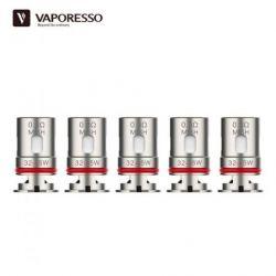 Résistances GTX Vaporesso pour Target PM80