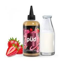 Strawberry Milk Püd 200ml