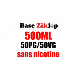 DIY Base 50%PG 50%VG 500ML