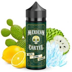 Cactus Citron Corossol Mexican Cartel 100ML