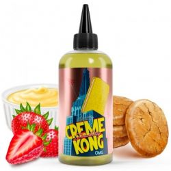Creme Kong Strawberry Joe's Juice 200ML