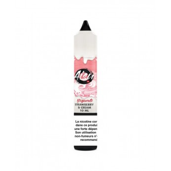 Strawberry Cream 10ml Aisu