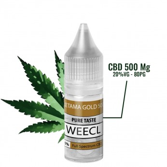 Ketama Gold 500 mg  - Weecl
