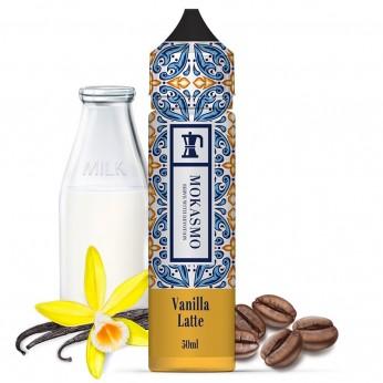 Vanilla Latte 50ml - Mokasmo Aisu