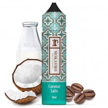 Coconut Latte 50ml - Mokasmo Aisu