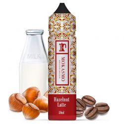 HazelNut Latte 50ml - Mokasmo Aisu