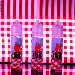 Red Fruits Raspberry 50ml - Les Red - 2G Juices