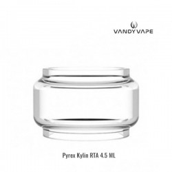 Tube Pyrex Kylin M 4.5 ml - Vandy Vape