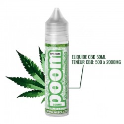 Poom Super Skunk CBD 50ML - WEECL