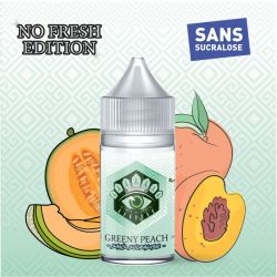 Concentré Greeny Peach No Fresh 30 ml - Wink