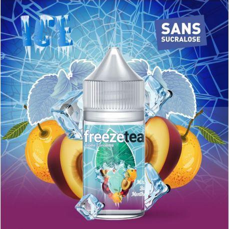 Concentré Mirabelle Prune Baies Rouge 30ml - Freeze Tea