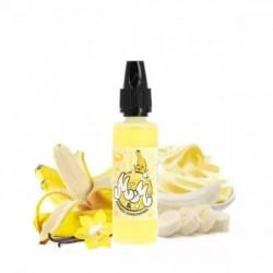 Concentré Banane Custard 30ml - Mr & Mme
