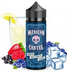 Limonade Fruits Rouges Bleuets 100ml - Mexican Cartel