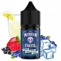 Concentré Limonade Fruits Rouges Bleuets 10ml - Mexican Cartel
