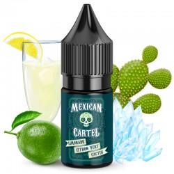 Concentré Limonade Citron Vert Cactus 10ml - Mexican Cartel
