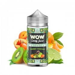Yummy Giraffe 100ml - WOW - Candy Juice