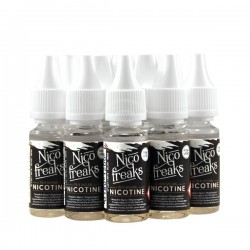 Booster Nicotine 10ml - Nico Freaks