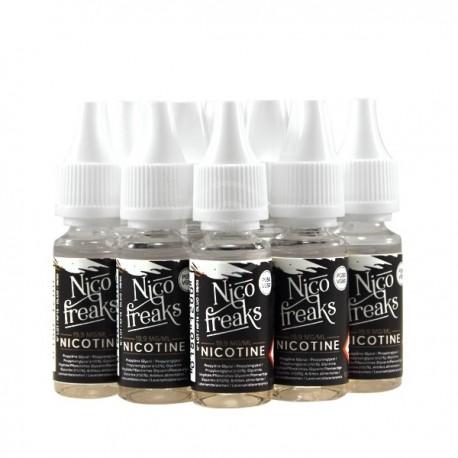 Booster Nicotine 10ml - Nico Freaks