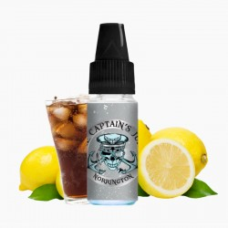 Norrington (Silver wing) 10ml - The Captain's Juice