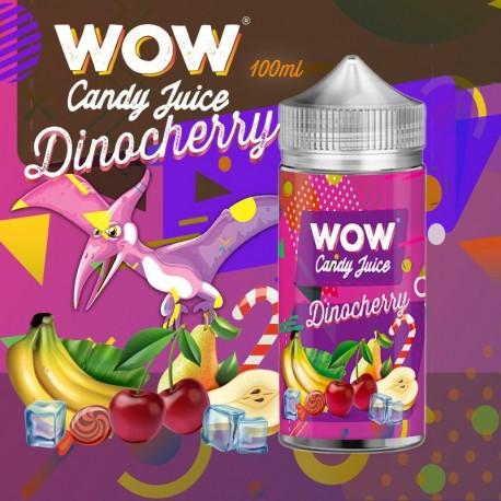 Dinocherry 100ml - WOW - Candy Juice