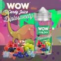 Diplosweety 100ml - WOW - Candy Juice